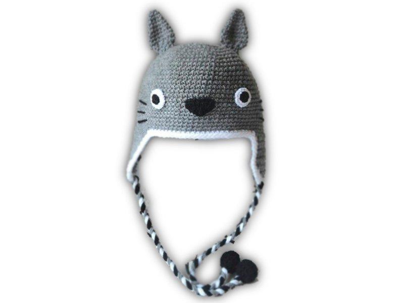 Gorro de Totoro