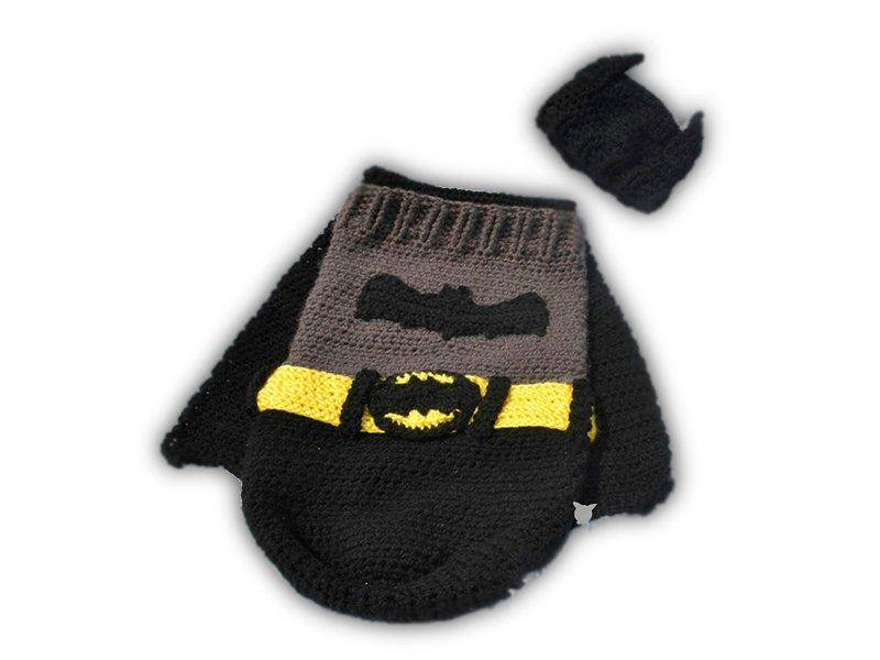 Capullo de Batman con gorro