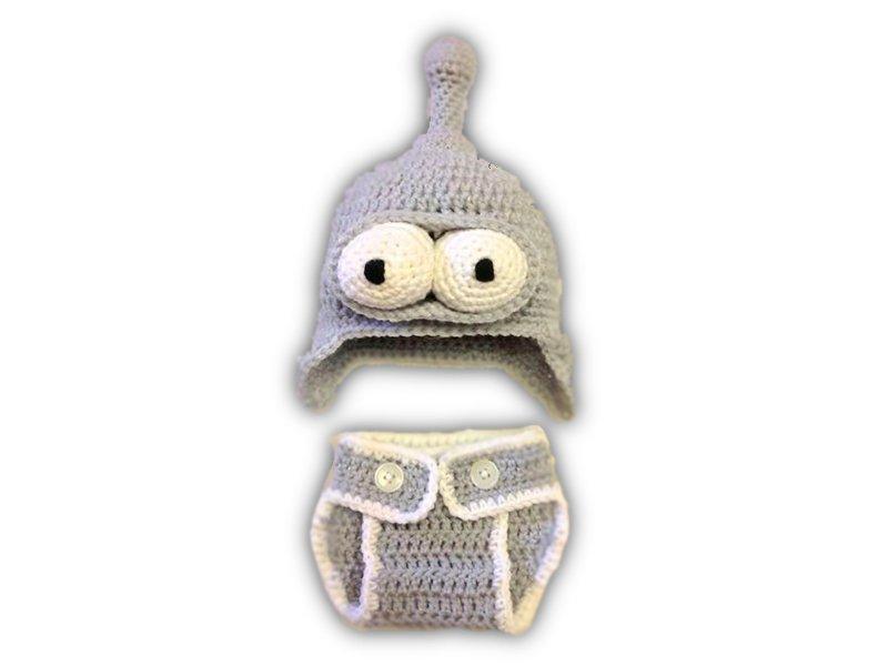 Outfit de Bender