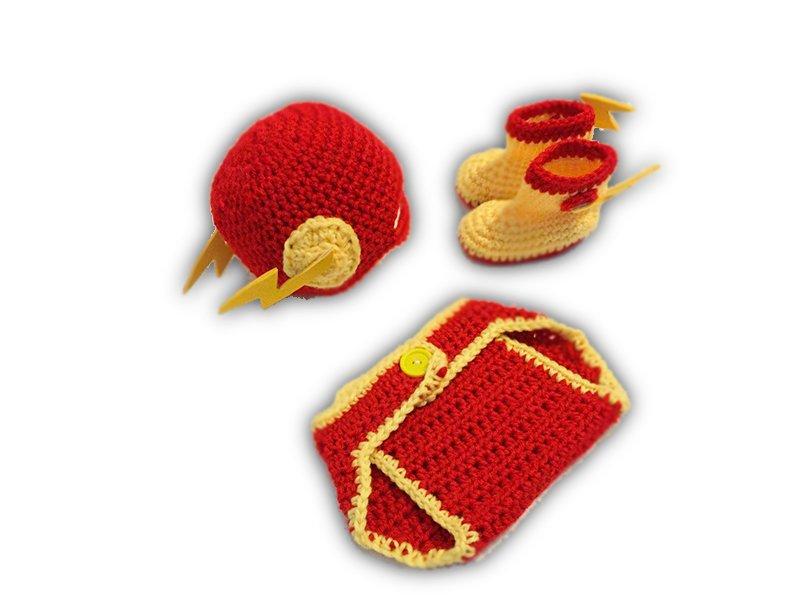 Outfit de Flash