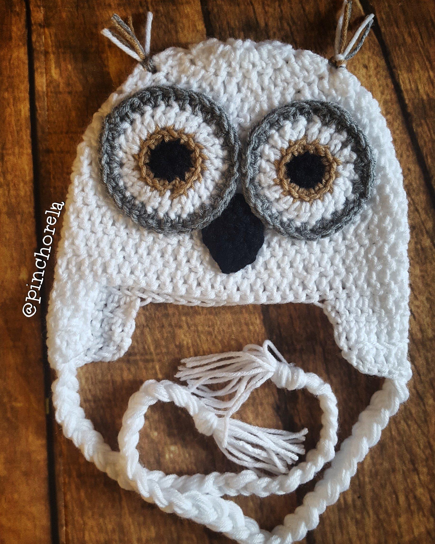 Gorro Hedwig